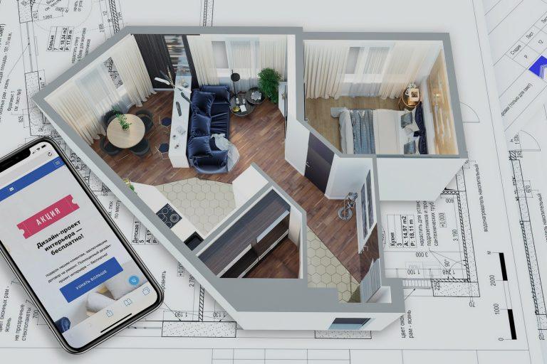 Современные технологии в дизайне интерьера