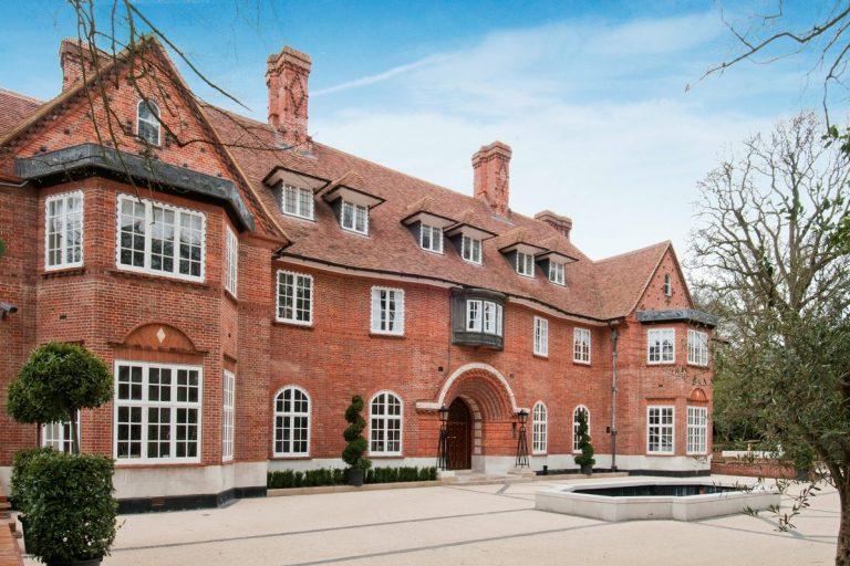 Самый дорогой дизайн интерьера в Великобритании